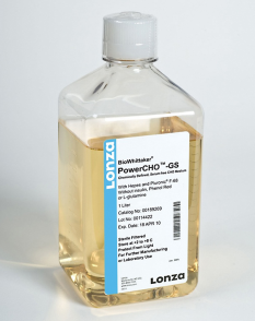 Chemically Defined, Serum-free Medium for CHO cells