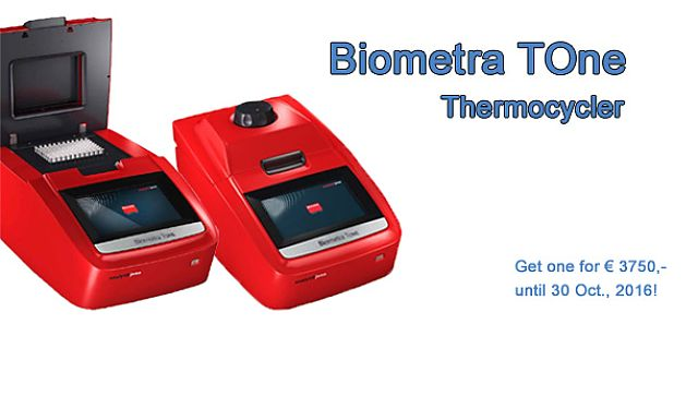 Best price performance thermocycler
