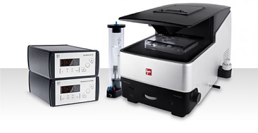 CELENA™ S Fluorescence Microscope with onstage incubation system