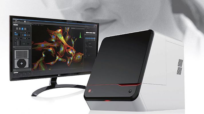 High content, automated fluorescence imaging with the CELENA-X